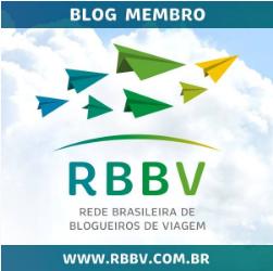 Selo de blog membro da RBBV