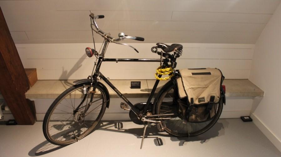 A bicicleta de Dick Bruna