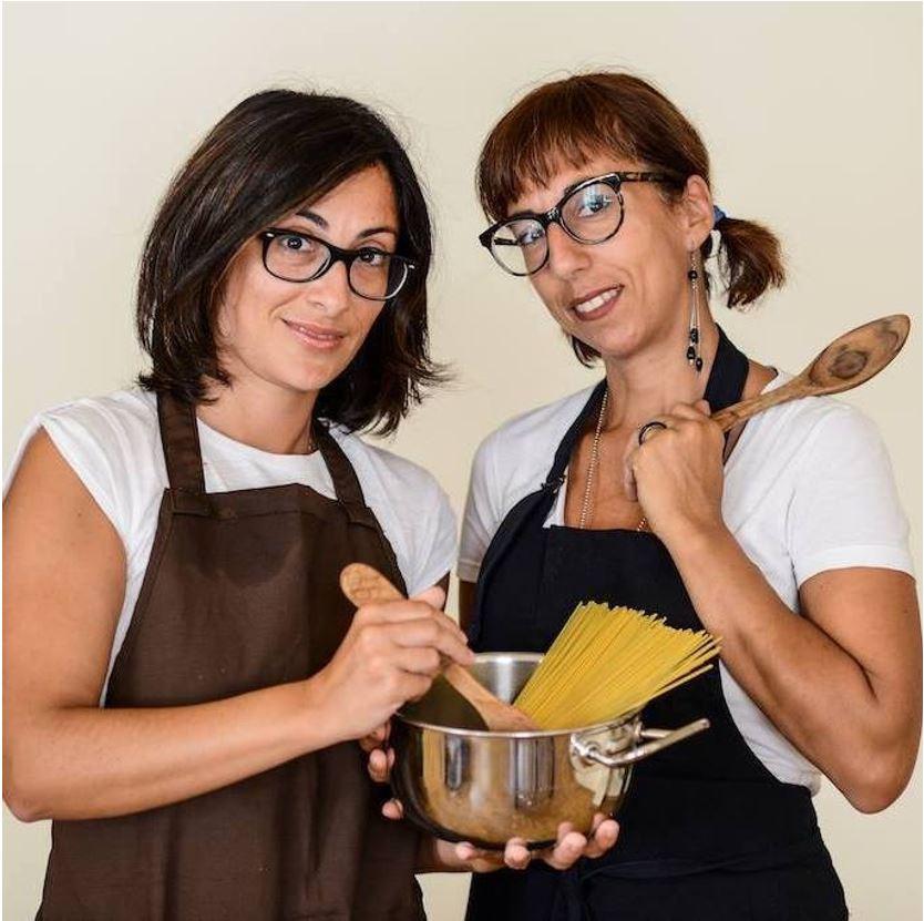 Eataly: professoras da aula de culinária temática.