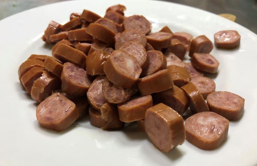 Cook in Rio: calabresa sausage