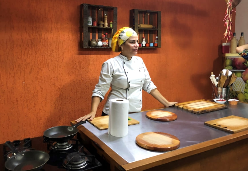 Cook in Rio: Chef Simone Almeida