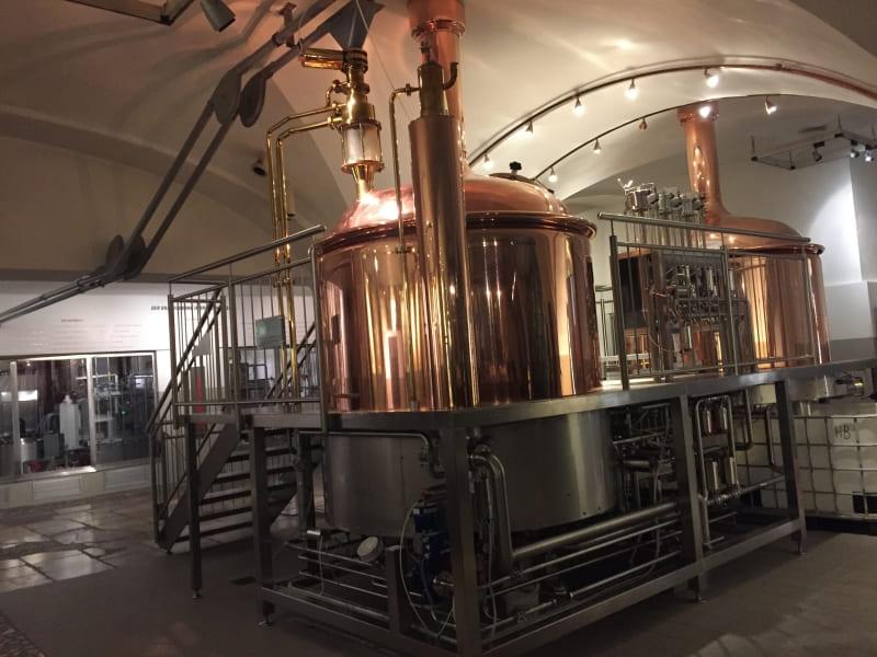 Tour pela Cervejaria Stiegl em Salburgo