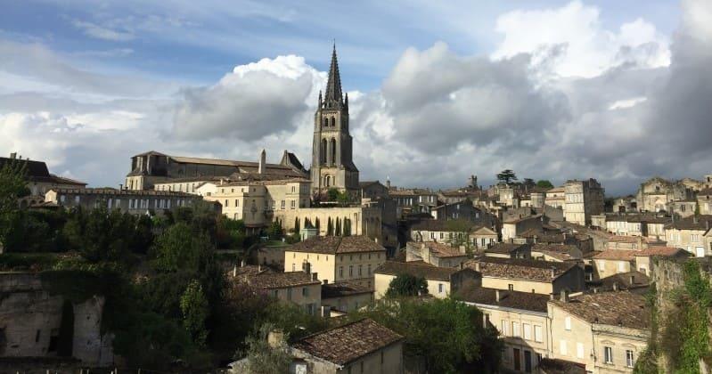 Saint-Émilion: um perfeito bate e volta a partir de Bordeaux.