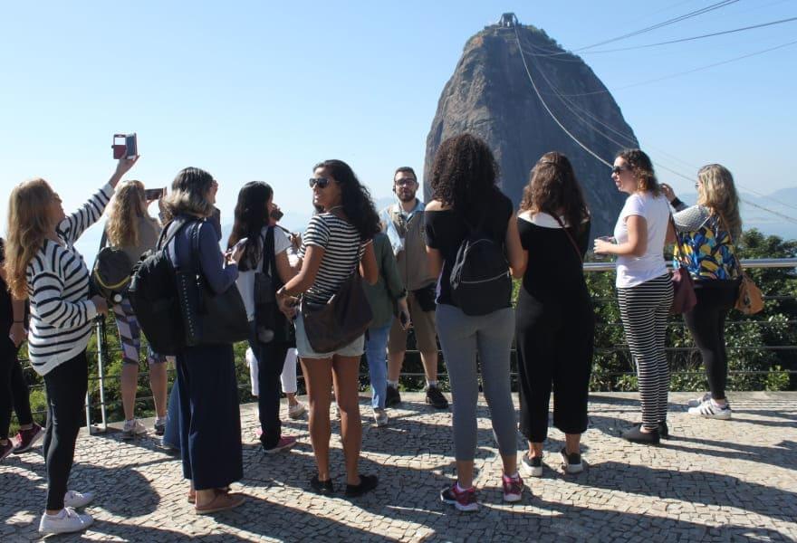 Tour Ecológico do Bondinho Pão de Açúcar.