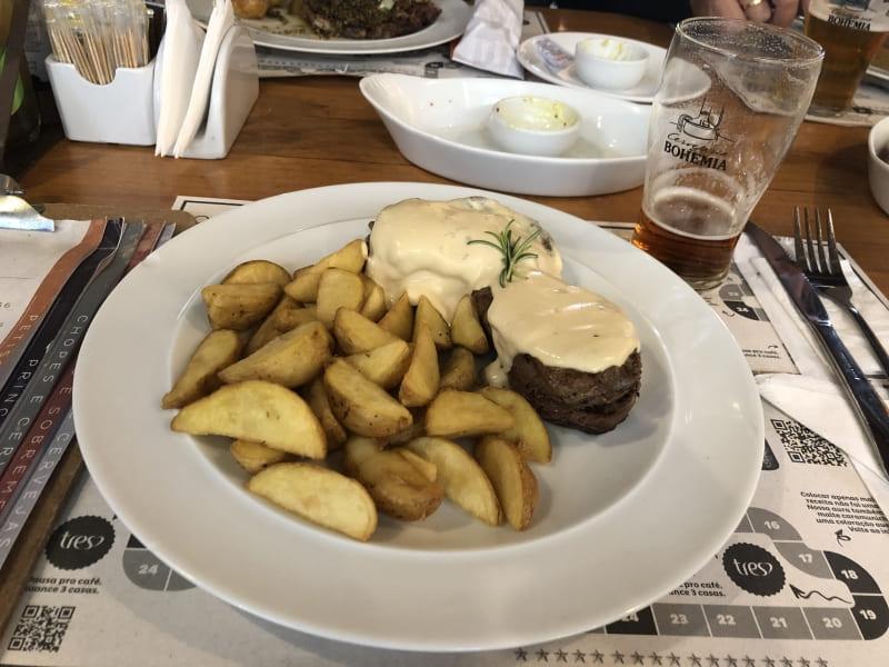 Restaurante da Cervejaria Bohemia