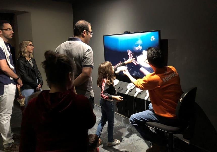 como visitar o aquario: atividades interativas