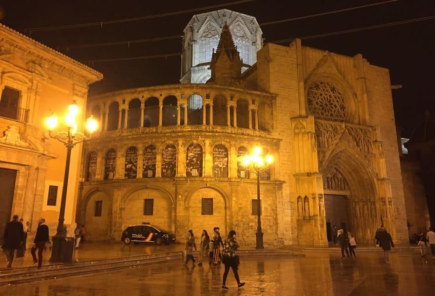 Catedral de Valência.