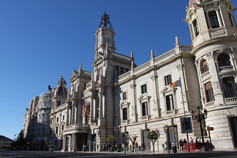 Prefeitura de Valência.