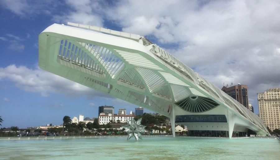 City Tour no Rio de Janeiro: Museu do Amanhã.