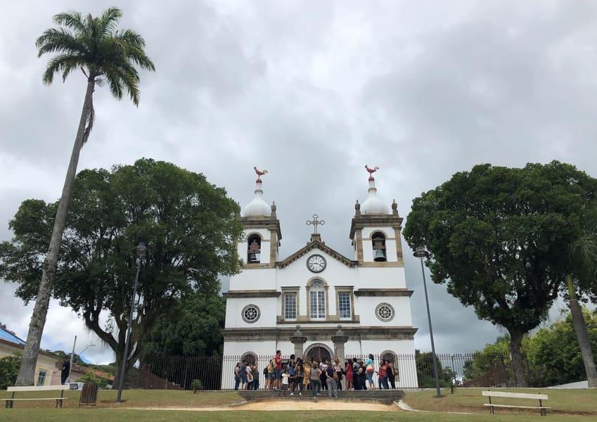 O que fazer em Vassouras: Igreja Matriz Nossa Senhora da Conceição