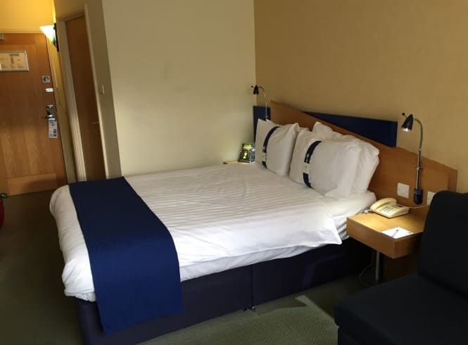 O que visitar em Aberdeen: hotel Holiday Inn.