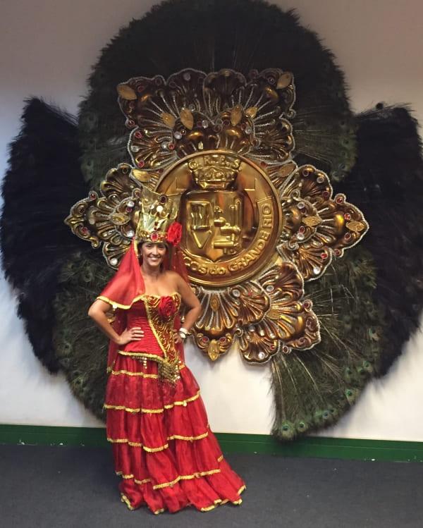 Carnaval Experience: viva a experiência de se fantasiar.