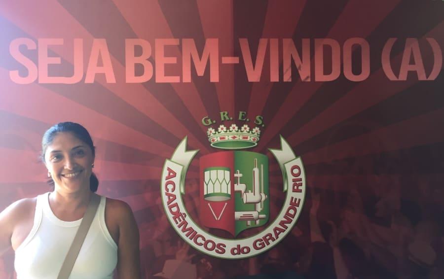 Carnaval Experience: Acadêmicos do Grande Rio.