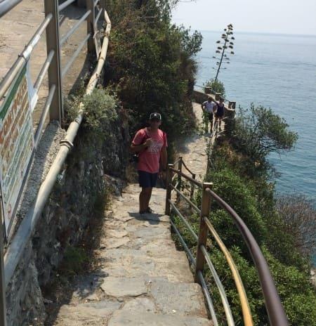 Cinque Terre a partir de La Spezia: The Blue Path