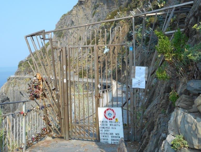 Cinque Terre a partir de La Spezia: Via dell' Amore