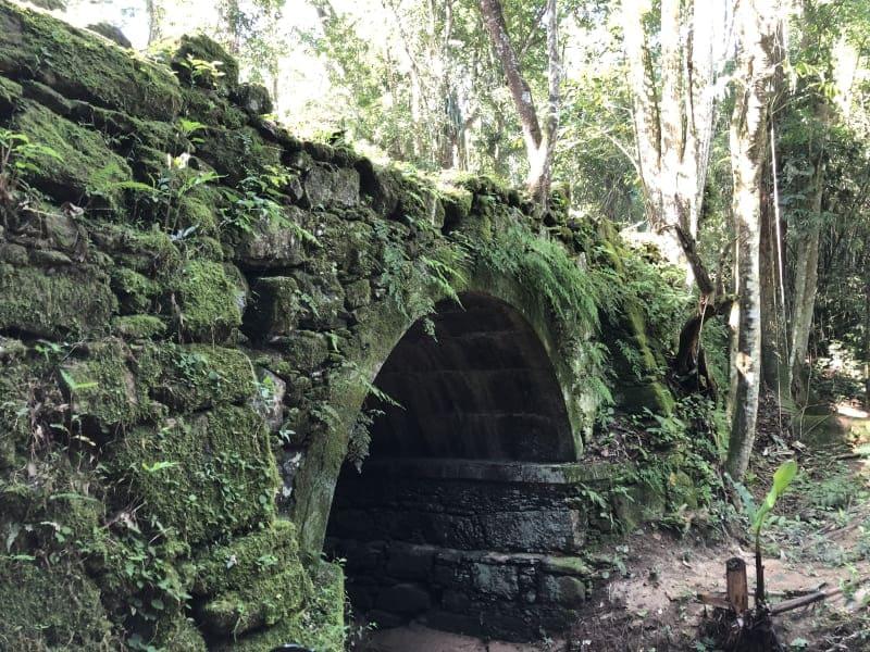 Parque São João Marcos: Ponte Bela.