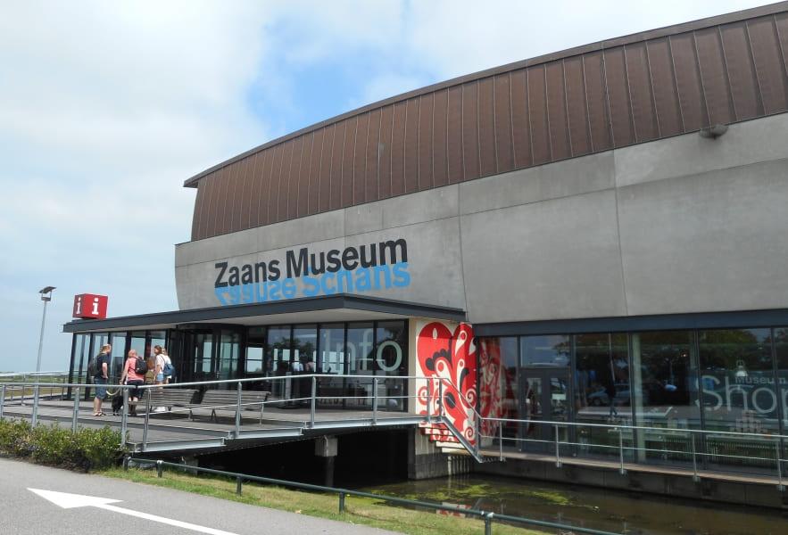 Zaans Museum em Zaanse Schans