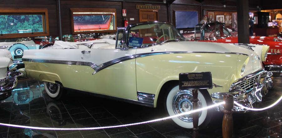 Ford Crown Victória no Hollywood Dream Cars de Gramado.
