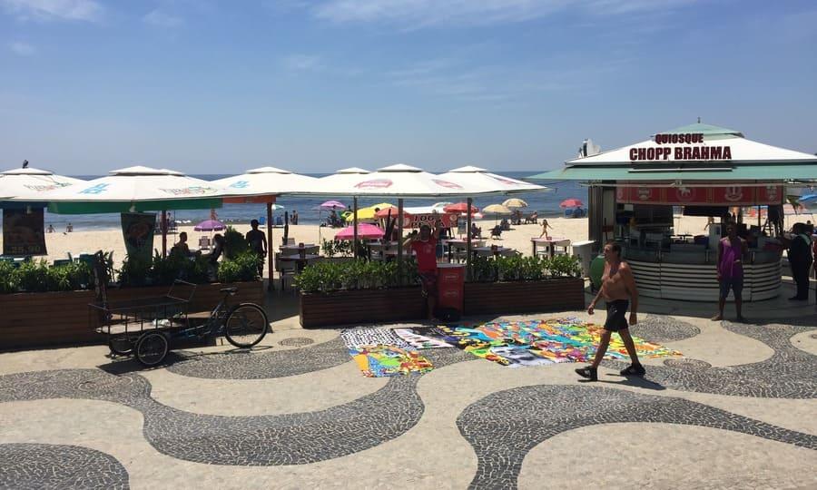 Copacabana Promenade