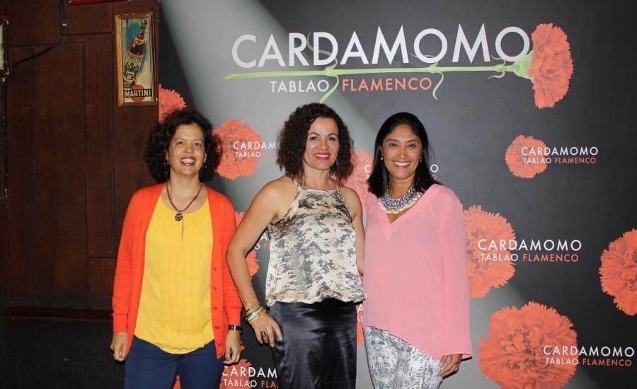 Show de Flamenco Cardamomo em Madri