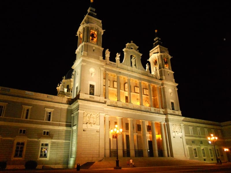 Catedral de La Almudena em Madri