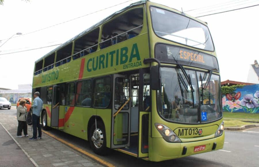 City tour com a Linha Turismo de Curitiba