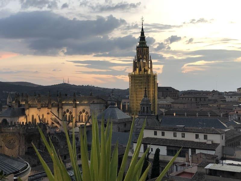 Catedral de Toledo na Espanha.