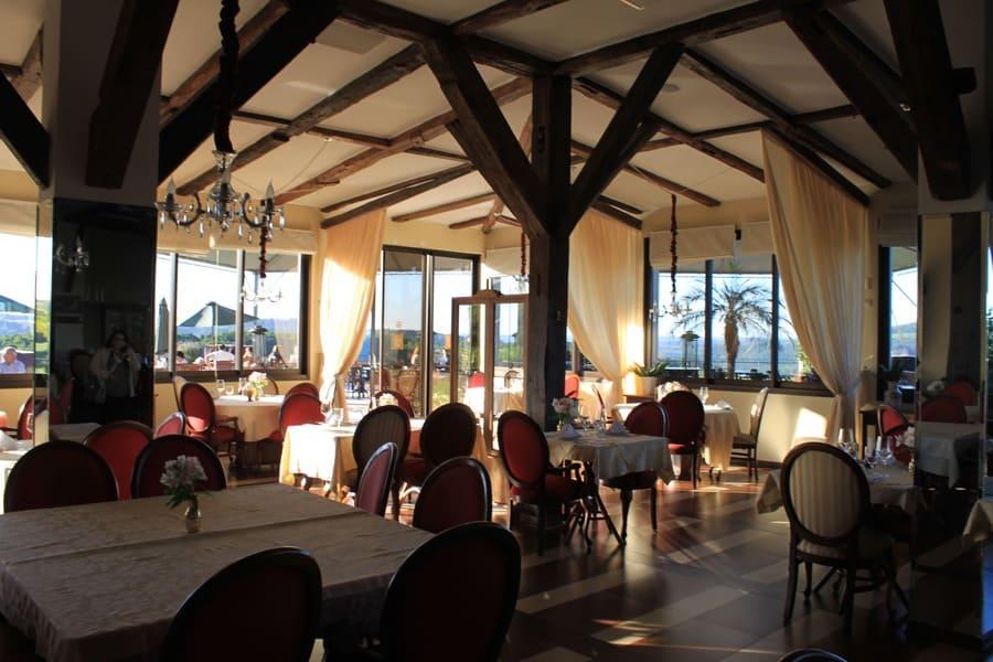 Leopoldina Restaurante no Spa do Vinho.